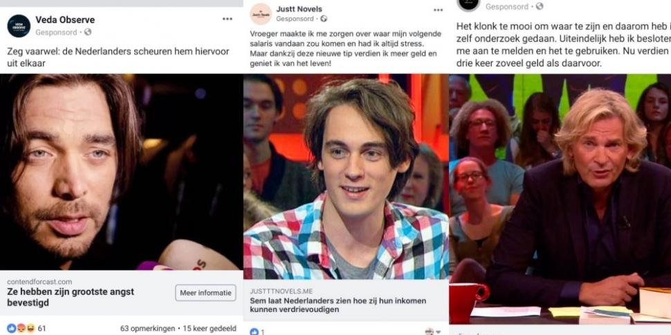 Facebook Celebrity Bait